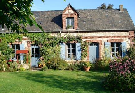 MER ET CAMPAGNE - Saint-Martin-aux-Buneaux - Дом