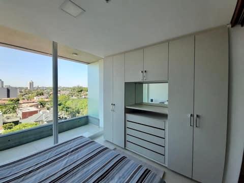 Modern apartment 5 mins to Shopping & WTC & Paseo