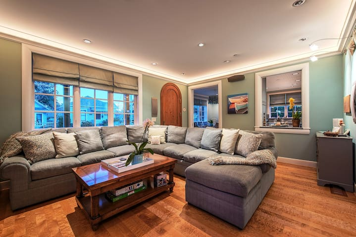 Custom Touches Abound in this Completely Updated Home
