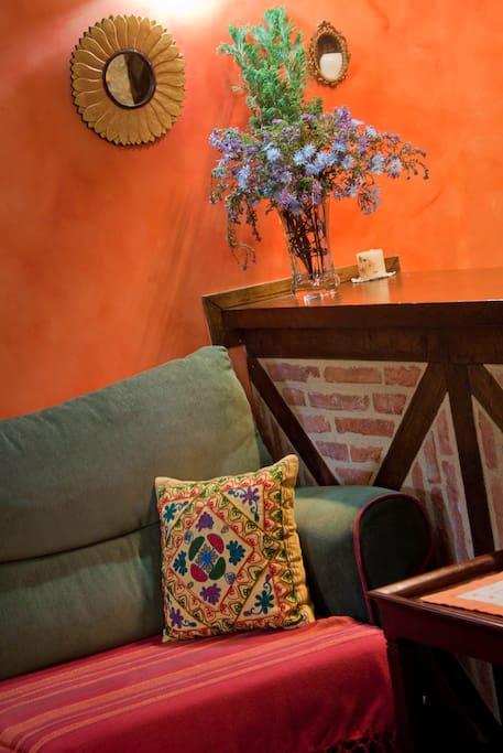 Sala de estar Bar Cafetería