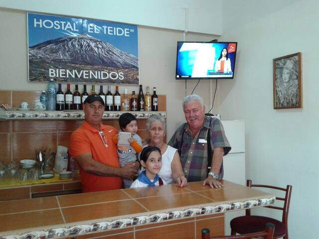 Hostal El Teide