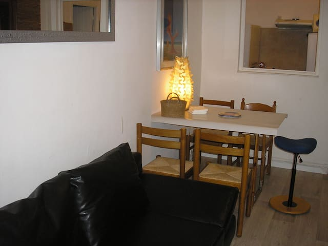 Appartement very well situated  - 망통(Menton) - 아파트