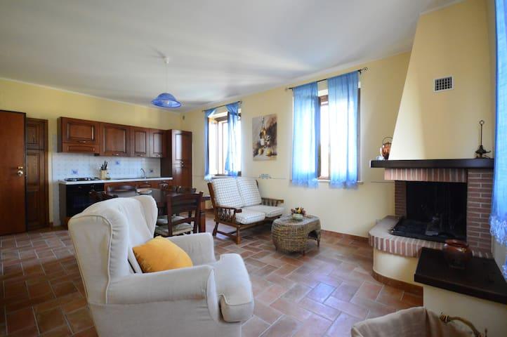 COUNTRY HOUSE CASA CARDARELLA 6 - Castel Ritaldi - Apartament