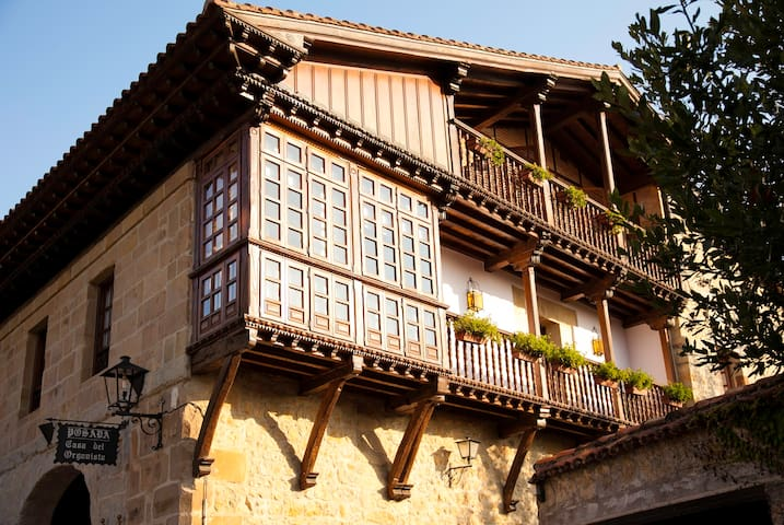 Welcoming guest house - Santillana del Mar - Majatalo