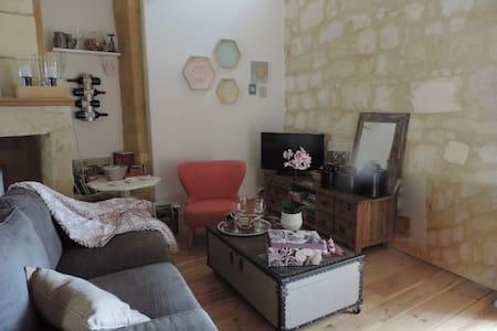 Appartement au COEUR de ST EMILION - Haus