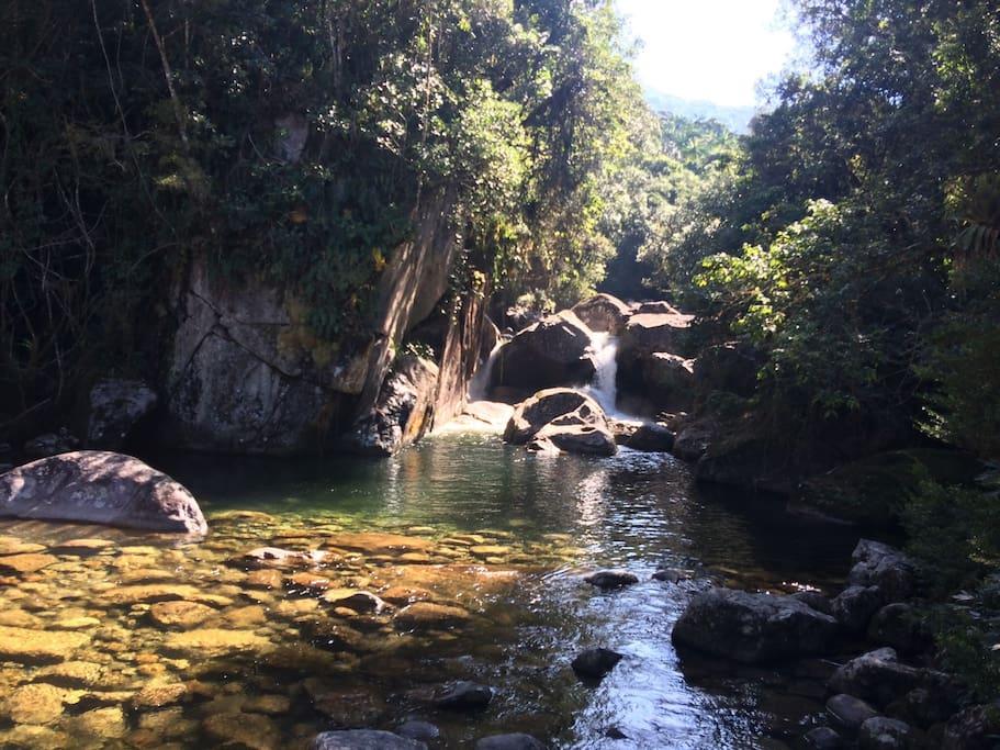 Cachoeira Pitu