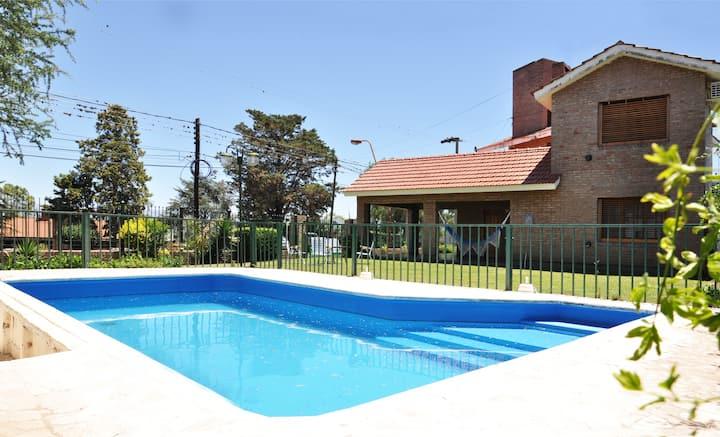 Chalet Costa Azul Villa Carlos Paz