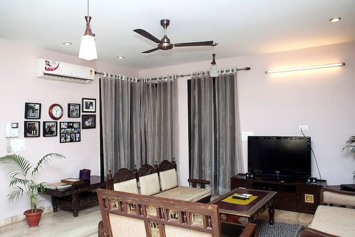Heritage home - New Delhi - Apartment