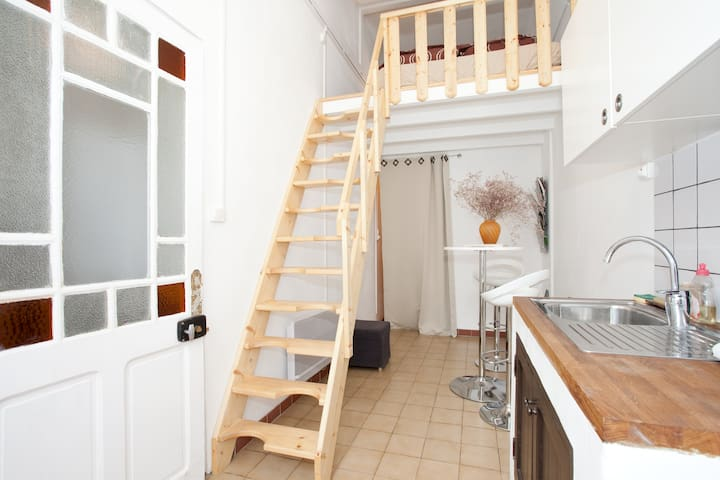ARLES nice studio fully renovated - Arles