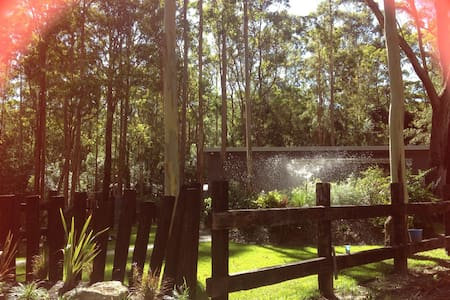 DAYDREAMER ECO CABIN escape Sydney - Cooranbong