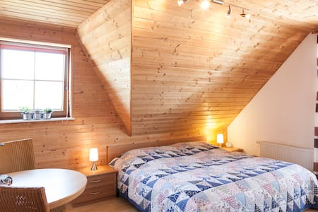 Bed & Breakfast with bathroom for 1-6 guests - Erkelenz - Hus