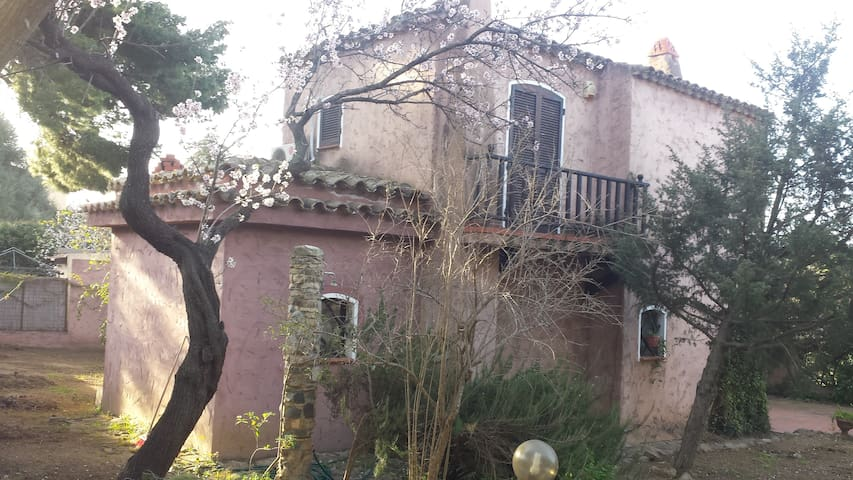 Villa Su Due Livelli A 300mt Dal Mare - Torre Delle Stelle (Maracalagonis) - Villa