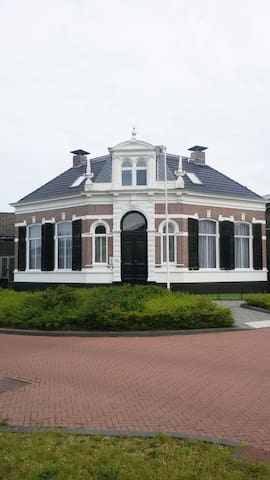 Studio in Rijksmonument