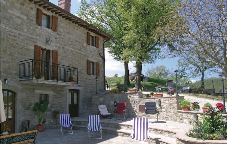 Holiday apartment with 1 bedroom on 62m² in Assisi PG
