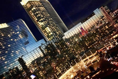 Vdara 18th Flr♦Free Parking♦Steps to Strip♦CityCtr
