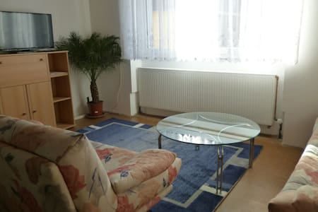Comfortable charming near Nuernberg - Appartement