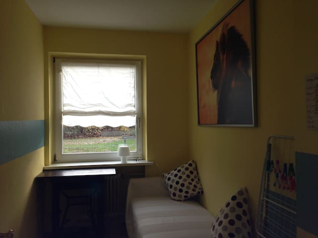 Zimmer in beschaulichem Wedel - Wedel - Apartment