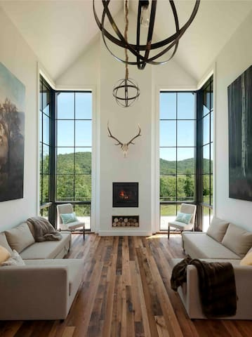 One Nest Home in Hunt Country - Delaplane - Haus