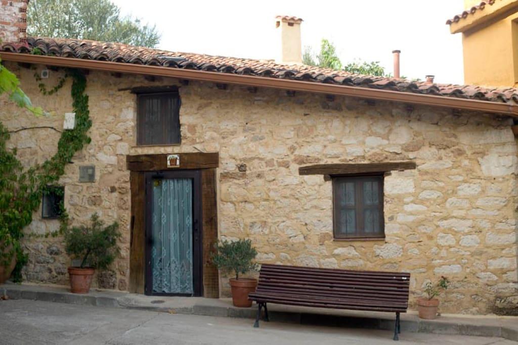 Exterior casa Romero