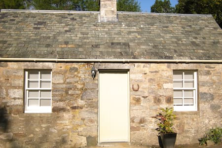 Secret Bothy, Killiecrankie - by Pitlochry