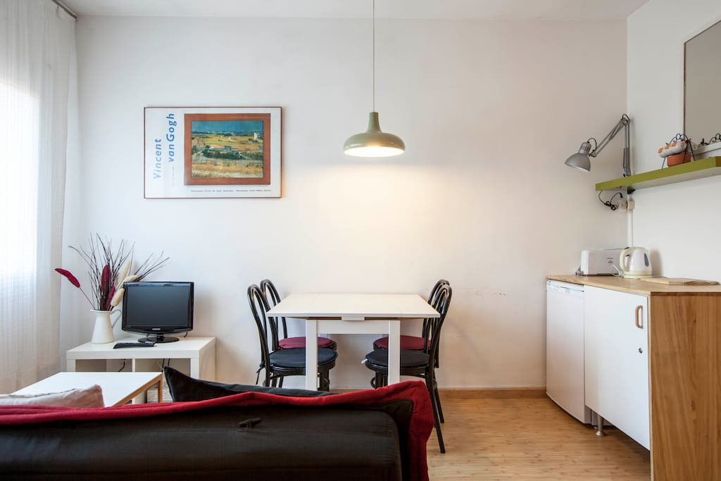 Cozy apartment in the EIXAMPLE