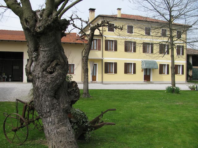 Quiet countryside home - Mansuè  (TREVISO) - House