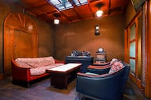 Parlor space on the 2nd floor for your private use