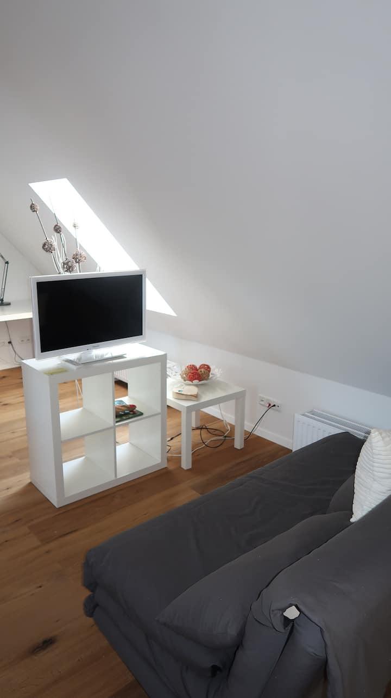 Ruhig gelegenes Apartment mit sehr guter Anbindung