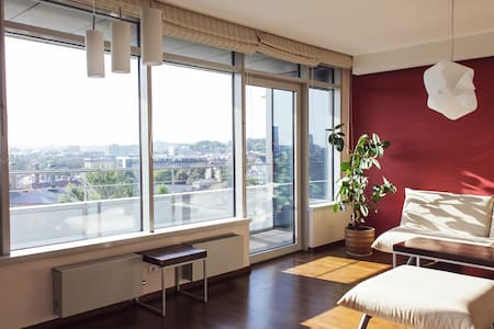 Luxury apartments in center Vilnius - 维尔纽斯 - 公寓