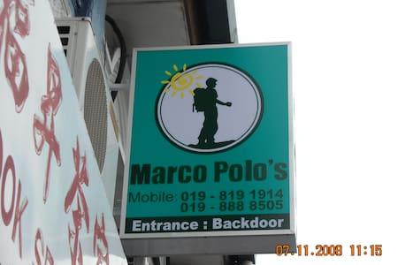 Marco Polo's Guesthouse - Kuching