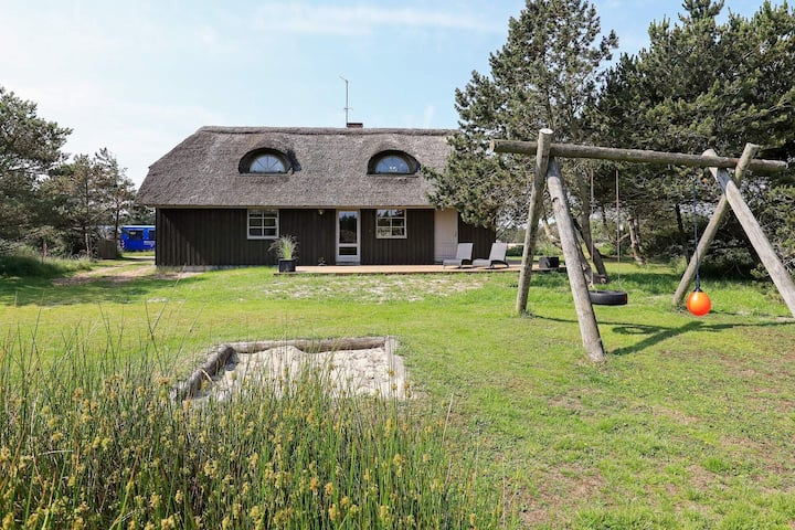 Picturesque Holiday Home in Blåvand With Sauna