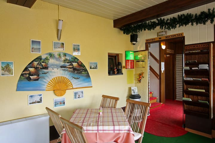 B&B Ljubljana 10 rooms*** free parking, free wifi - Medvode - Penzion (B&B)
