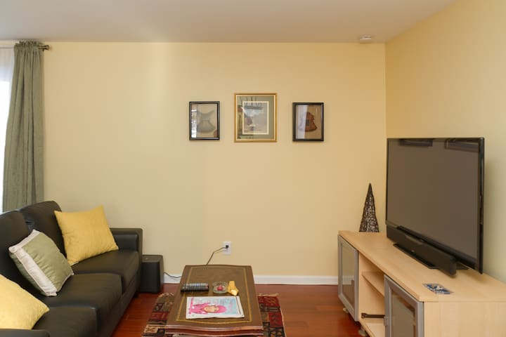 Safe,cozy and quiet  apartment! - Madison - Apartamento