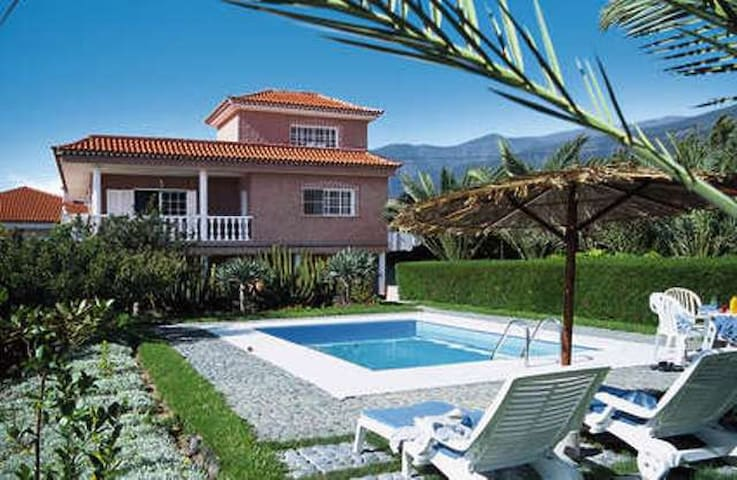 3 BEDROOM town house WITH PRIVATE POOL - Arafo - Villa