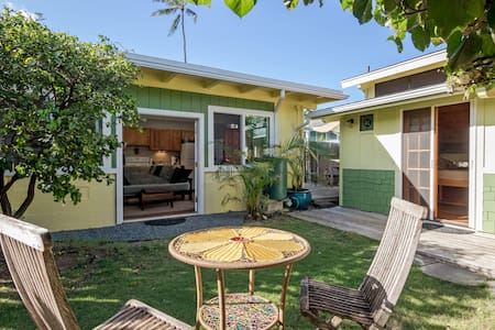NEW! Kailua Coconut/walk to beach and town! - Bungalow