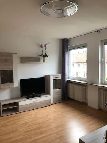 Wohnung in Messenähe