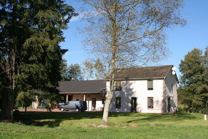 Ancien Moulin au Pays des Milles Etangs