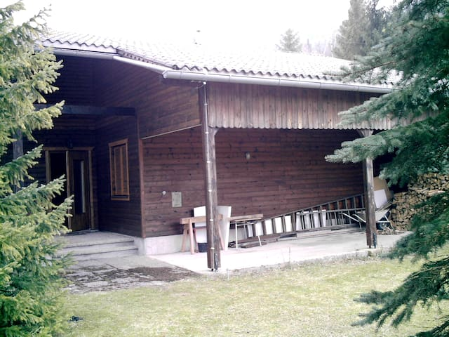 ALMHAUS WEISSENBACH/WANDERN+KameIe - Sankt Aegyd am Neuwalde - House