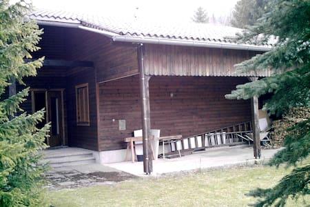 ALMHAUS WEISSENBACH/WANDERN+KameIe - Sankt Aegyd am Neuwalde