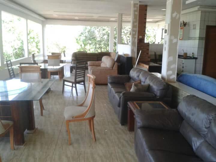 Casa na Beira do Lago Serra da Mesa Niquelândia