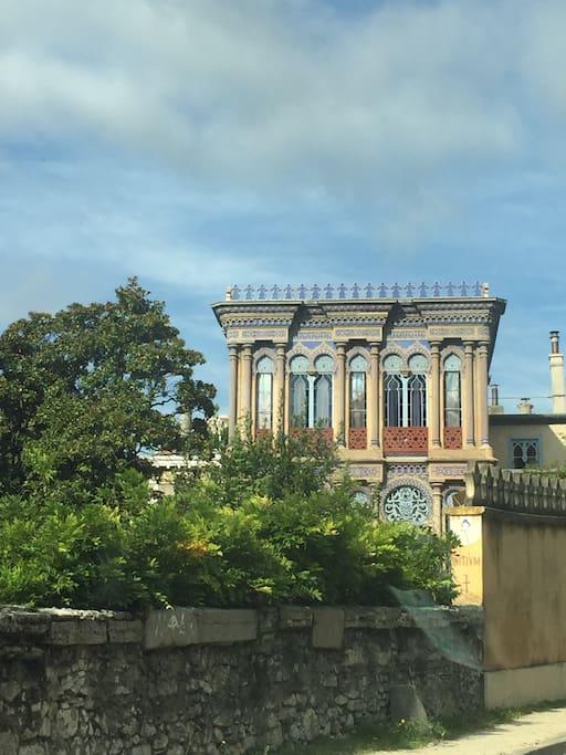 lieu touristique La Casamaures