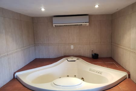 Moderna y equipada casa en Arteaga Coahuila