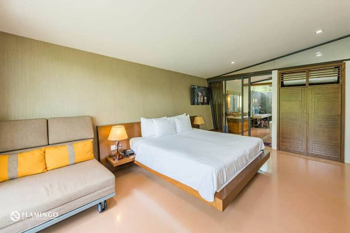 FOREST VILLAS IN FlAMINGO DAI LAI RESORT