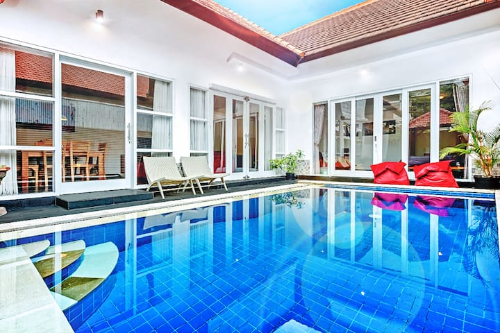 ❤️ PRIVATE VILLA WITH POOL & KITCHEN