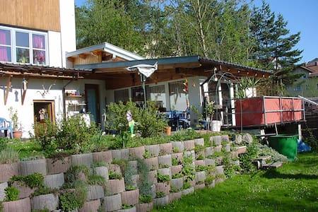 Gartenhäuschen mit seperater Dusche/WC u. kl.Küche - Zwiesel