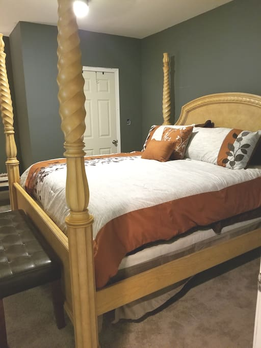 KING GUEST BED-room#1