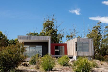 Aplite House: Luxury Eco Accommodation