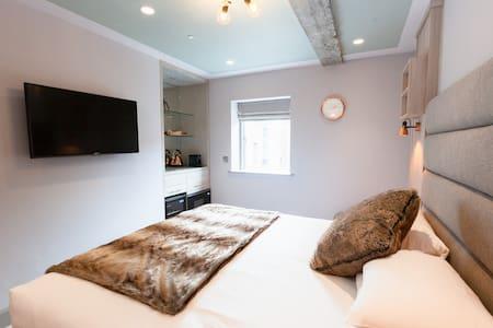 Clarendon Suites King Room 4