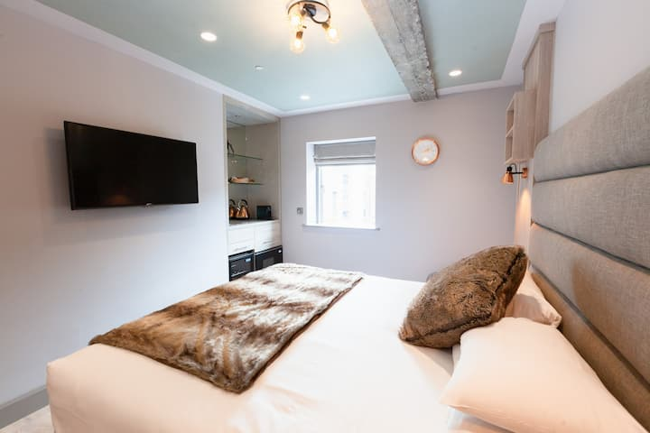 Clarendon Suites - King Room 4