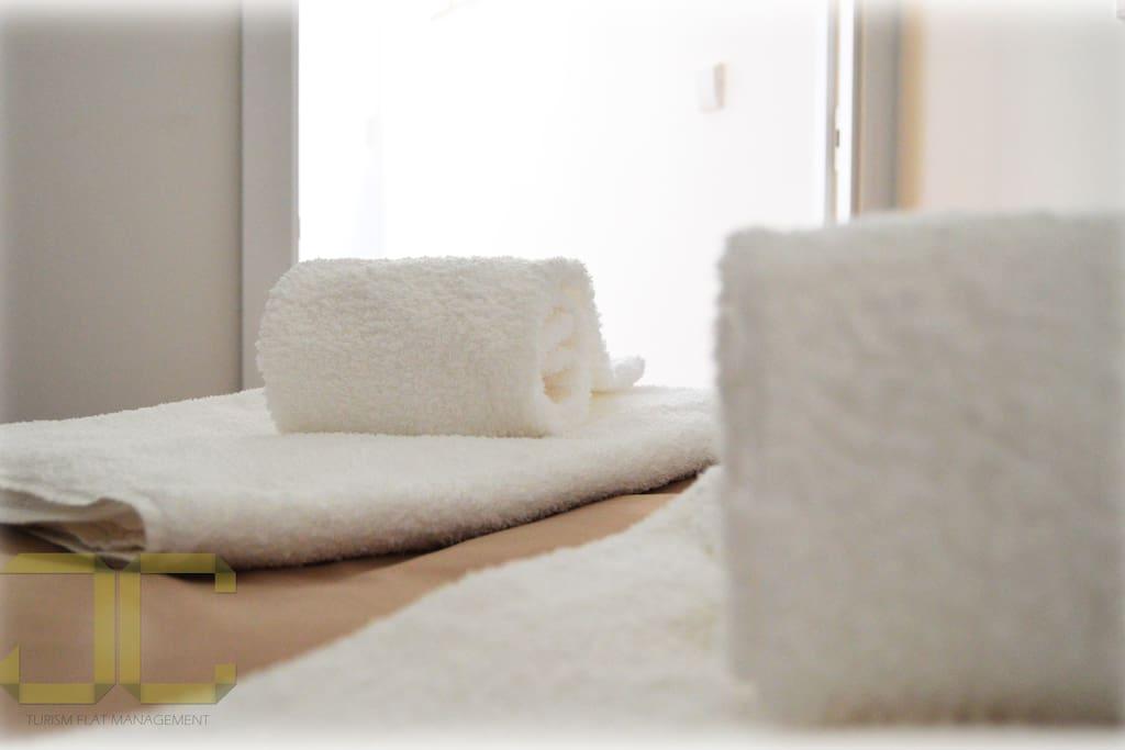Toalhas Banho/Bath Towels